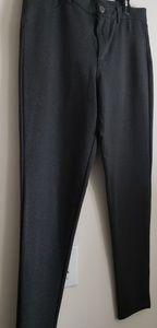 NWT ONE5ONE Charcoal Grey Jodi Skinny Pants Sz 16